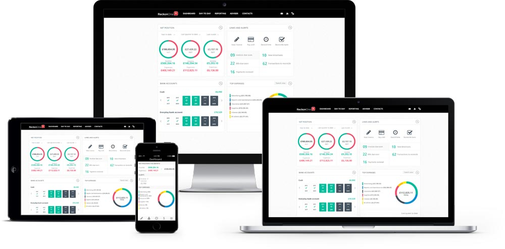 RECKON SOFTWARE LAUNCHES NEXT GENERATION ONLINE ACCOUNTING PLATFORM