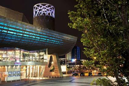 Manchester arts centre The Lowry selects LogPoint_s SIEM technology to safeguard customer data