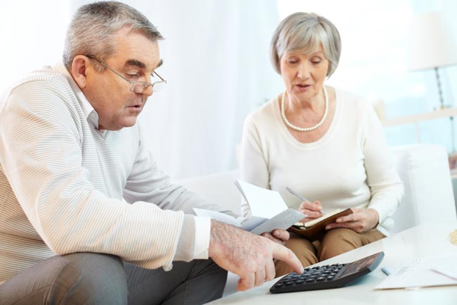 Are the over-55s accessing their pensions early failing to plan for later life?