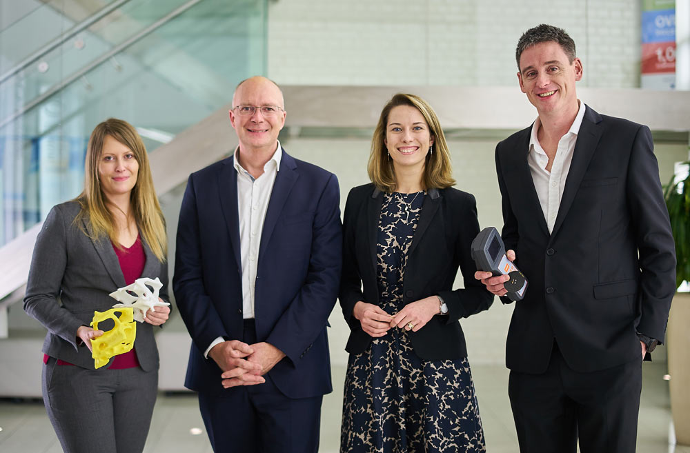 High-growth tech entrepreneurs pitched for a share of more than £25m backing when they took part in SETsquared's annual Accelerating Growth Investment Showcase in London last week. (24 November)