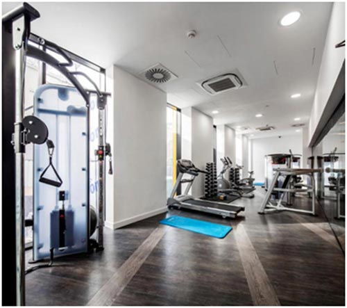 5 fitness-friendly homes to kick start your New Year's resolution-2