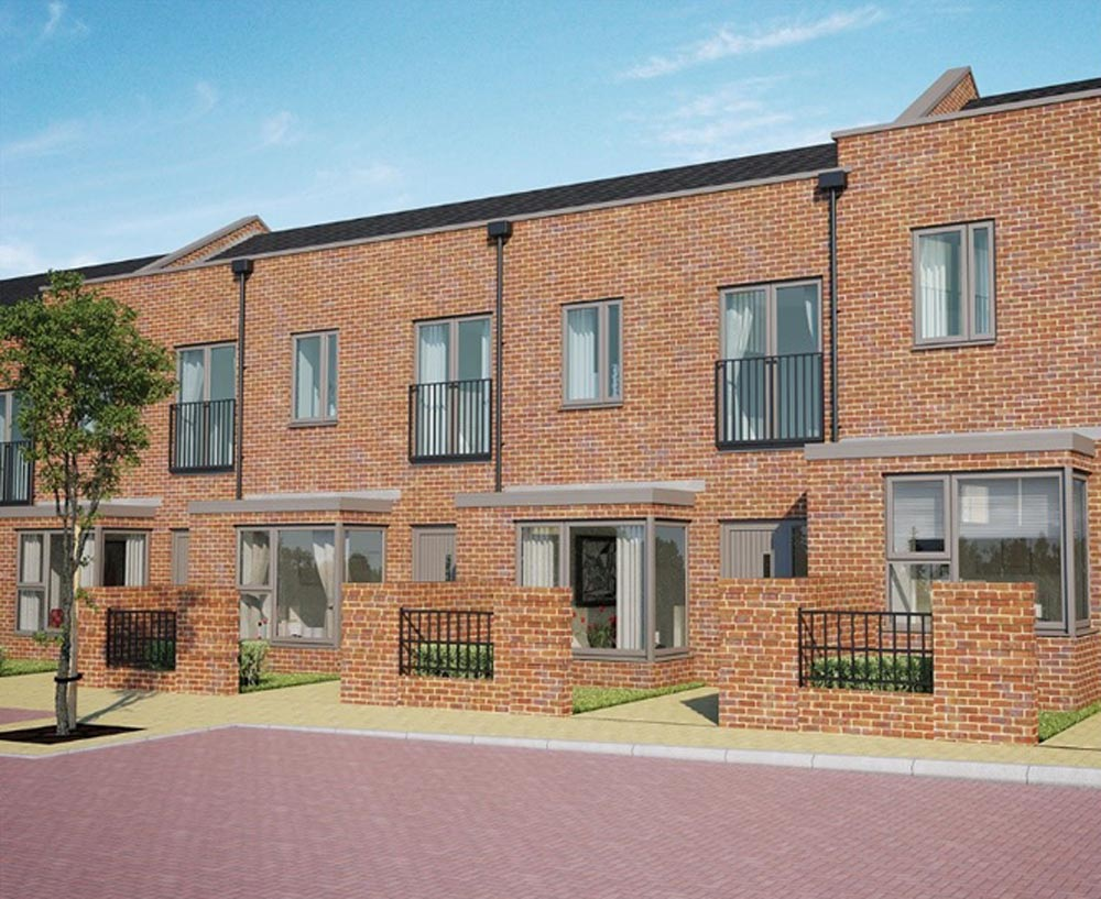 Invest In South West London With Bellway At St George's Gate