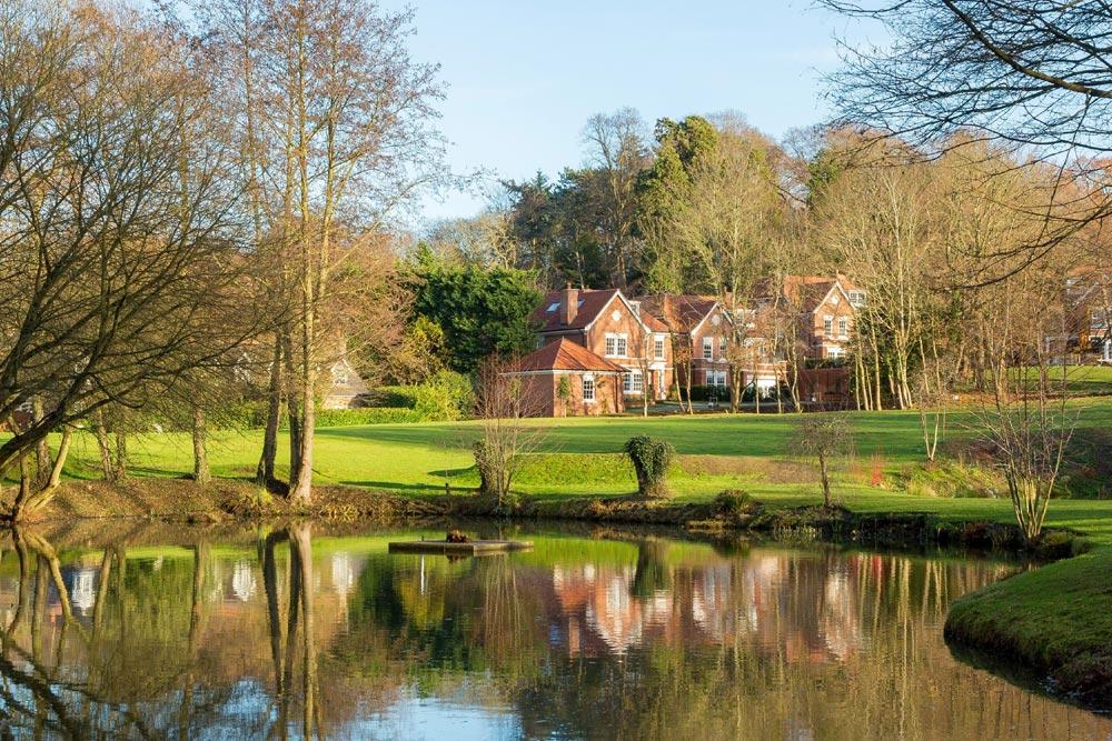 Stunning 45 Acre Parkland Offers Serene Living In Cobham