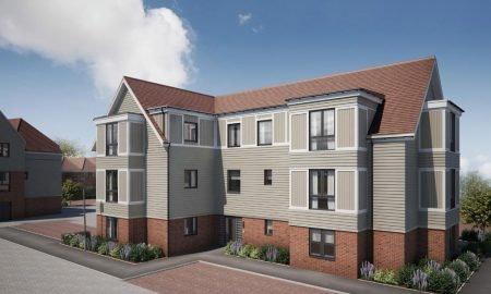 Homes For Commuters At Horsted Park