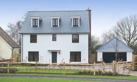 Bespoke Family Homes Offer Ideal Village Living At Lavender Fields