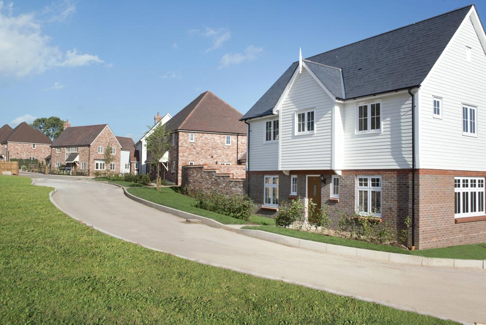 Homes Complete With Community Spirit At Standgrove Field