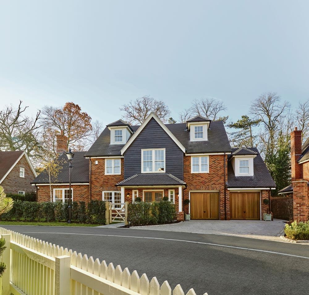 Woodberry Grange, Harvard Grange, Little Chalfont