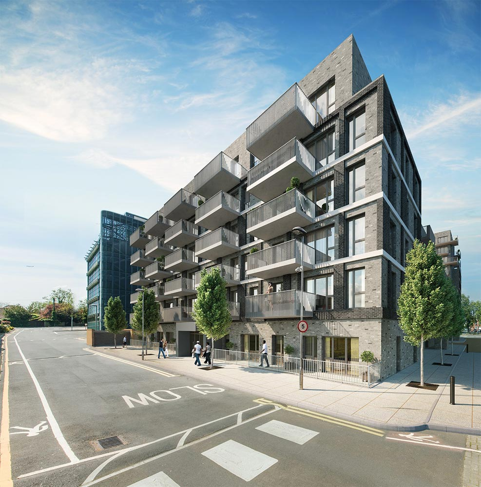 Bellway Goes The Extra Mile For Buyers At Crossways