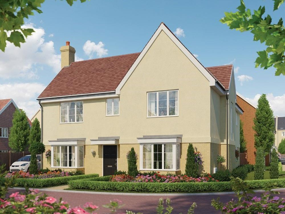 Cool Contemporary Show Home Unveiled In Rochford