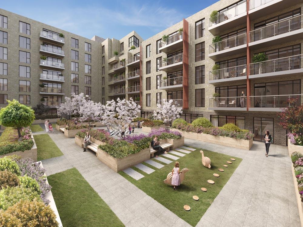 Lansbury Square - Coming Soon To Poplar
