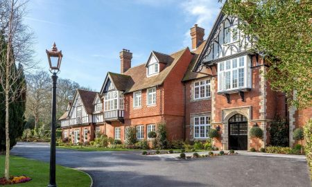 Manor House Reborn As Heritage Apartment Scheme Launches