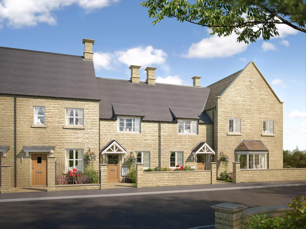 Highworth Offers New Homes Surrounded By History