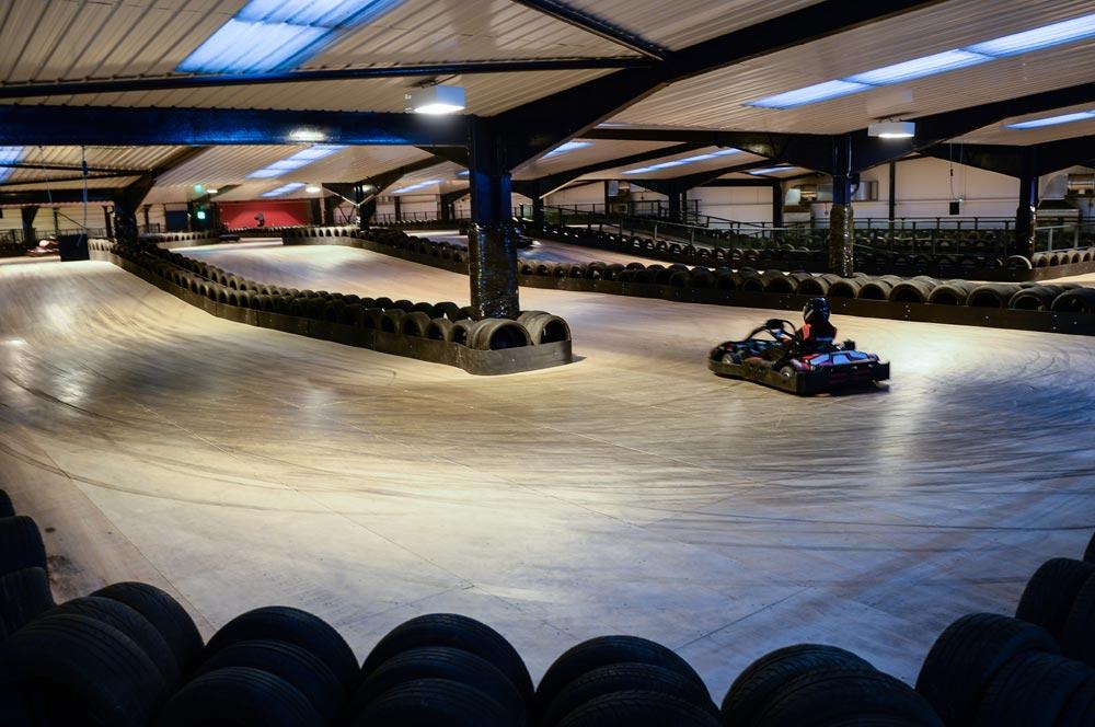 New £1.2m TeamSport indoor go-karting track opened in Sheffield-2