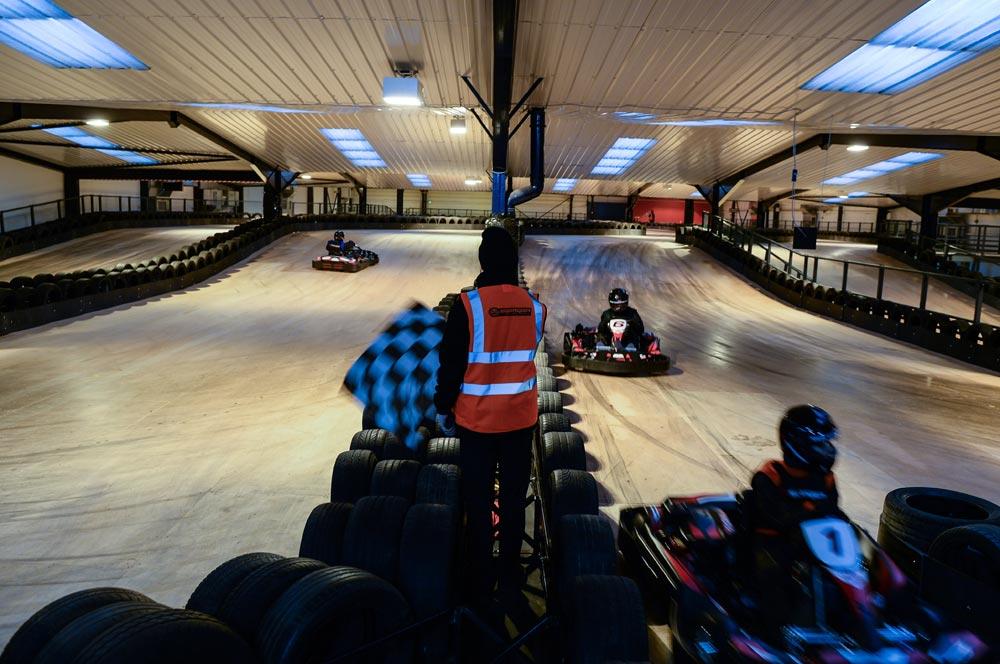 New £1.2m TeamSport indoor go-karting track opened in Sheffield-3