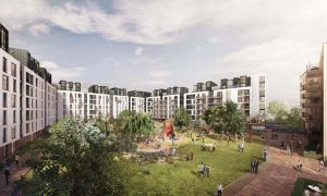 Brand New Rental Homes On The Horizon In East London