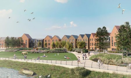 Countryside and Hyde signed a development agreement with Medway Council and HCA to develop Rochester Riverside