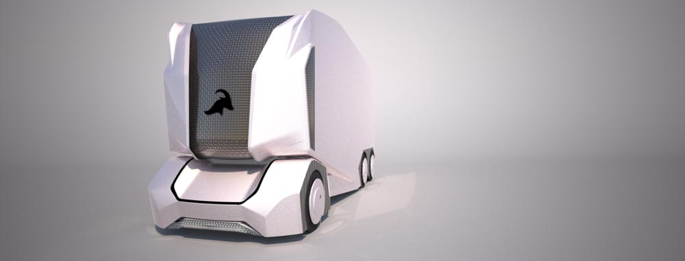 Einride to change the future of transport with world's first sustainable self-driving 'T-pod'