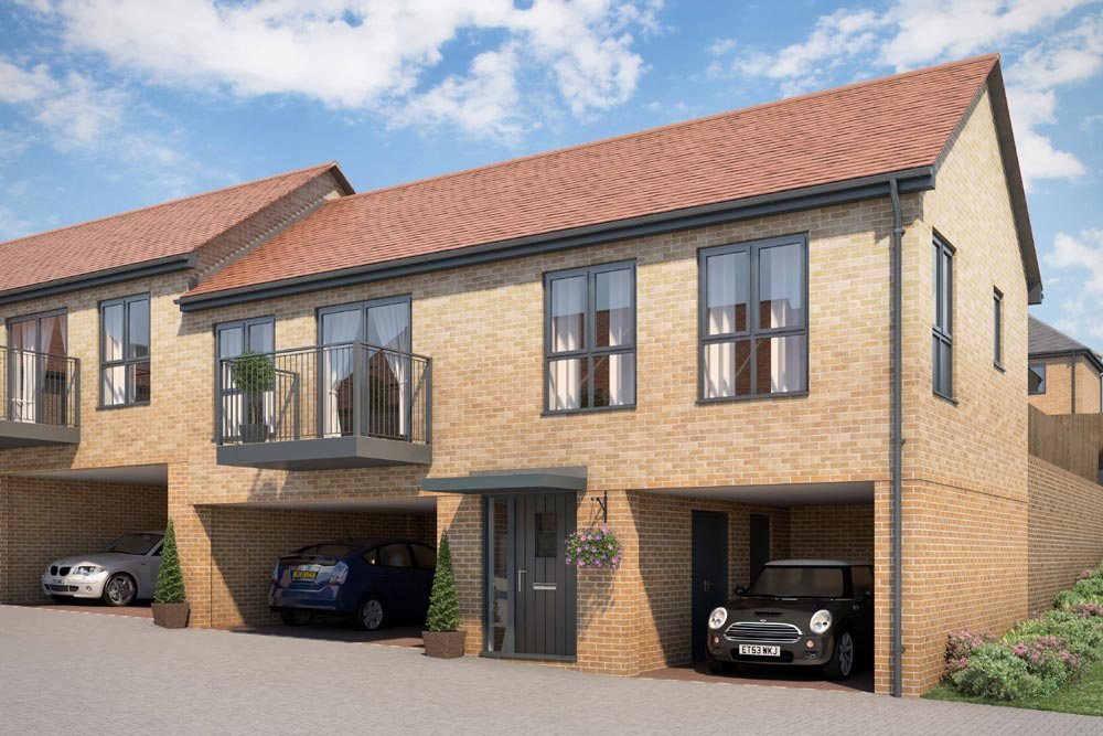 First Homes For Sale In Harlow £65m Regeneration Scheme Unveiled