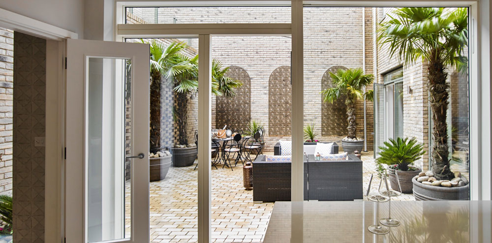Courtyards Are Reinvented For Modern Living At Abode2