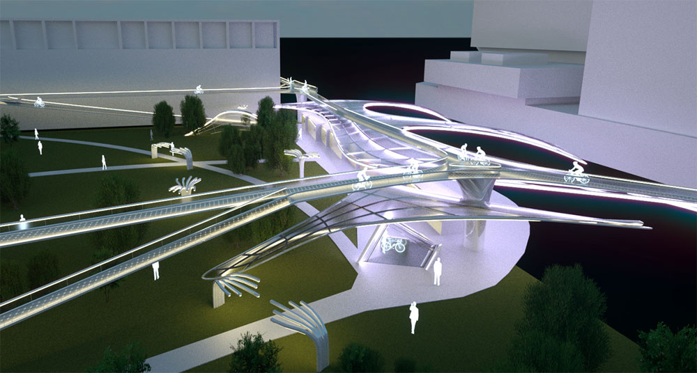 Cycle into the future: What will our cities look like?2