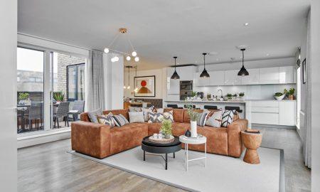 Cambridge Homes Offer Flexible Family Living