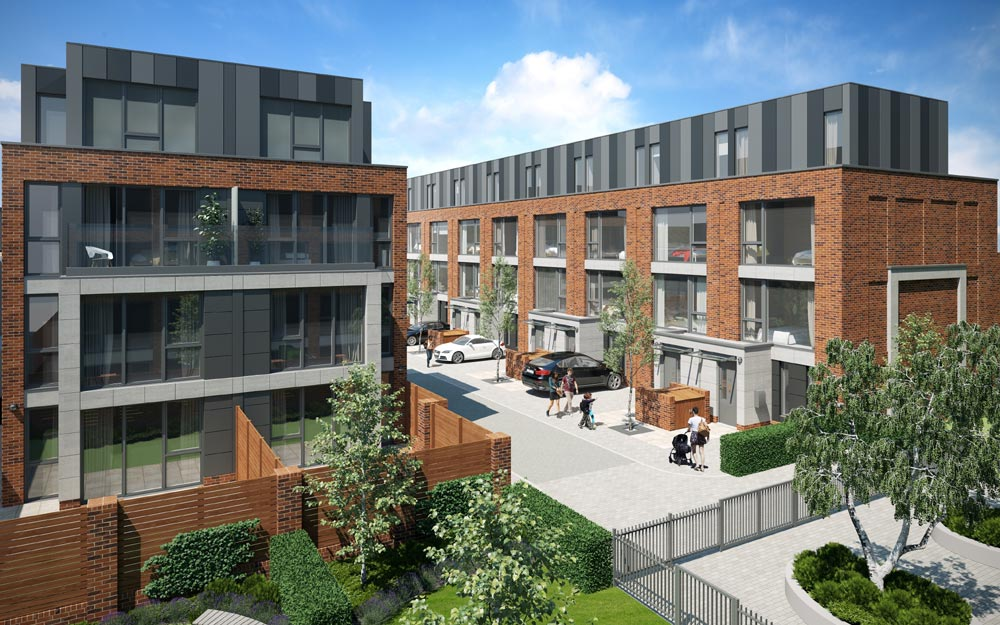Capitalise On ClaphamWith Brand New Homes In Sw9