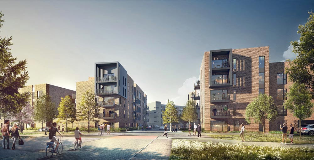 New Homes For Keen Cambridge Cyclists At Novo