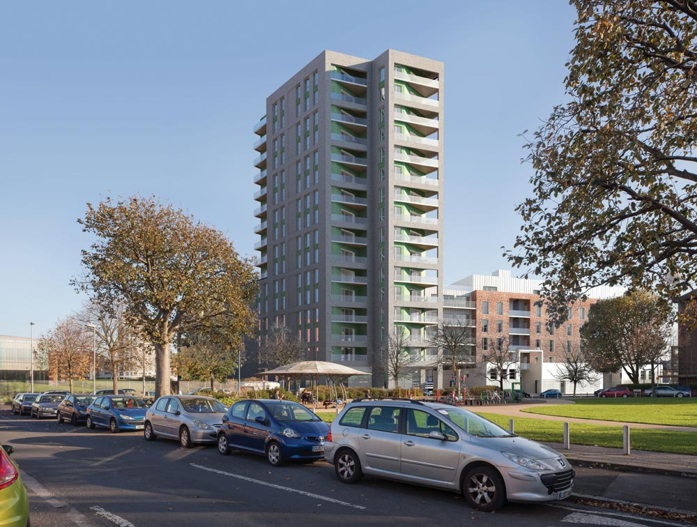Buyers Get A Friendly Leg Up Onto The Property Ladder At Kent Wharf