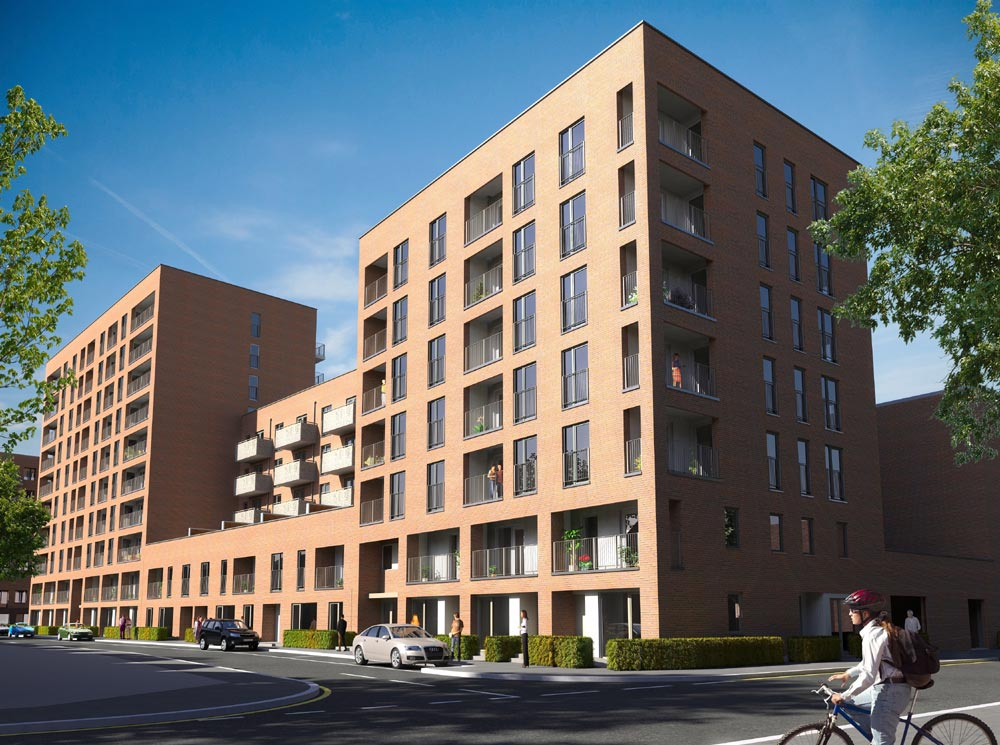 First Impressions Count At East City Point New Show Home