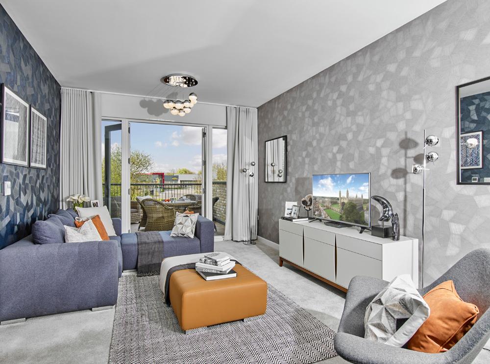 Contemporary Show Home Unveiled At Aura2