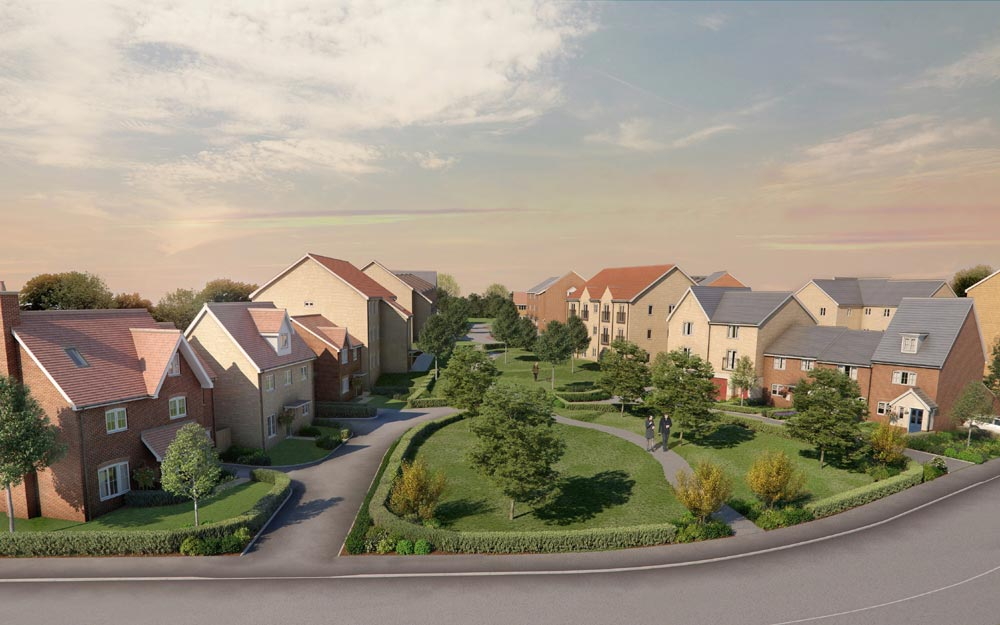 Get Nearer To Nature With New Homes At Oaklands Hamlet2