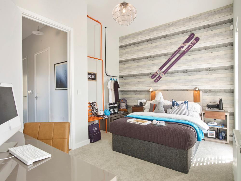 Contemporary Show Home Unveiled At Aura3