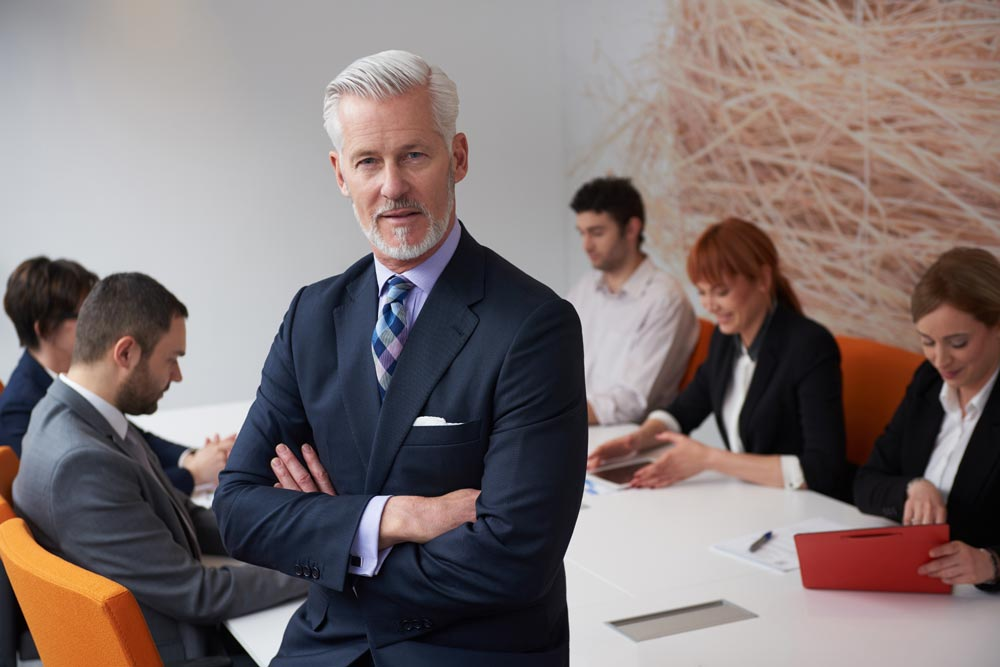 The changing nature of a CEO
