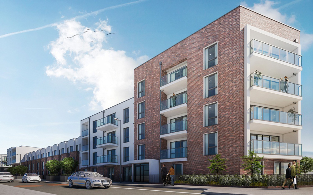 New Shared Ownership Homes In Well-Connected Wembley