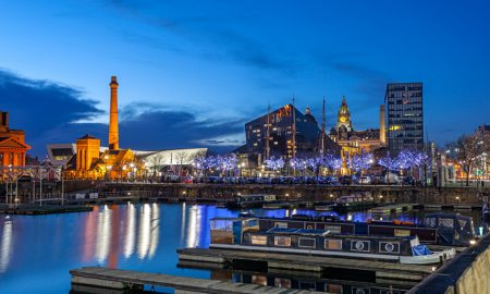 Property buyers increasingly drawn to Liverpool's magnetic North