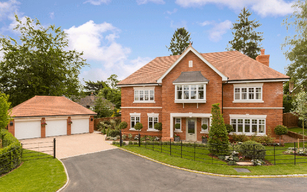 Millgate Launch New Show Home In High-Profile Henley