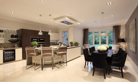 Race To See New Ascot Show Home At Imperial Row