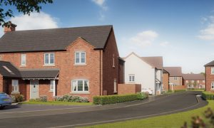 Live The Village Dream With New Homes In Barford