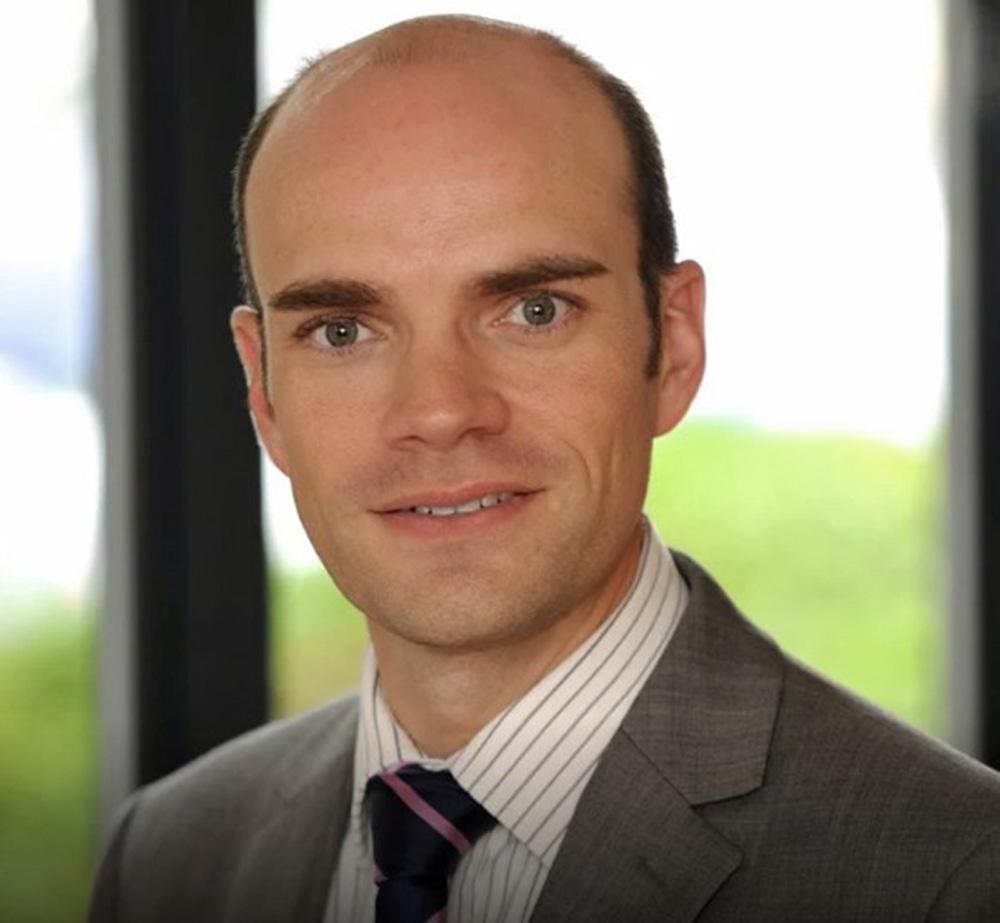 Alan Connor, CFO at Cordant Group plc