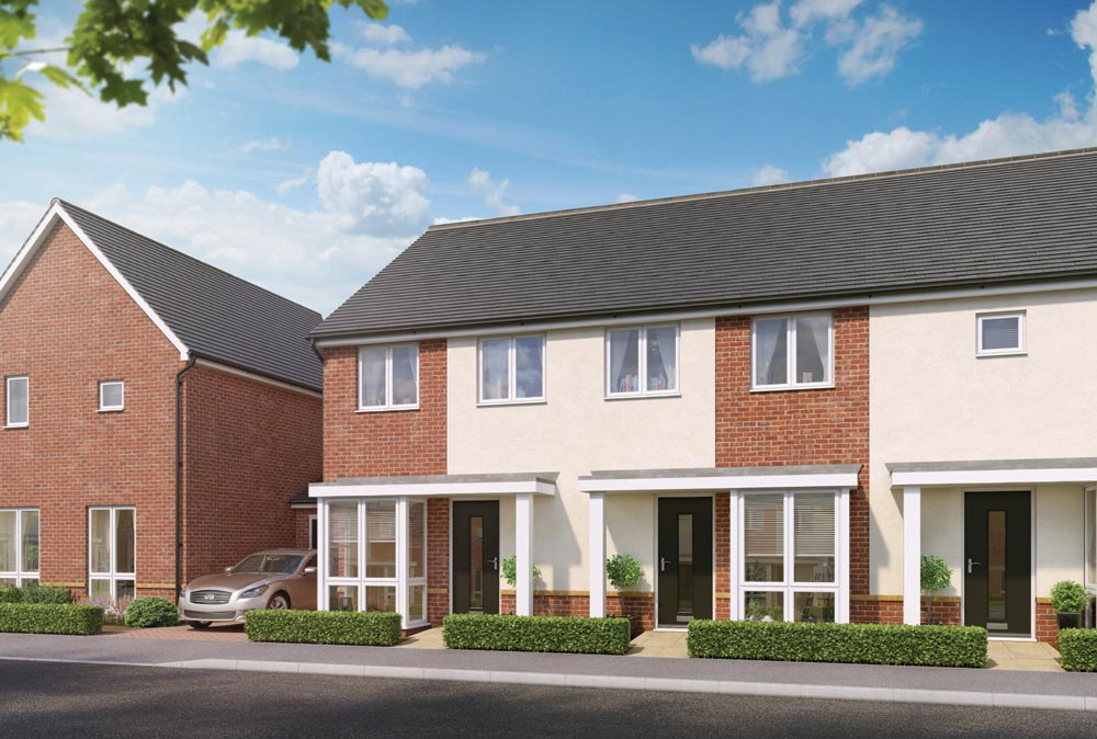 High Demand For New Homes Coming Soon To South Oxhey