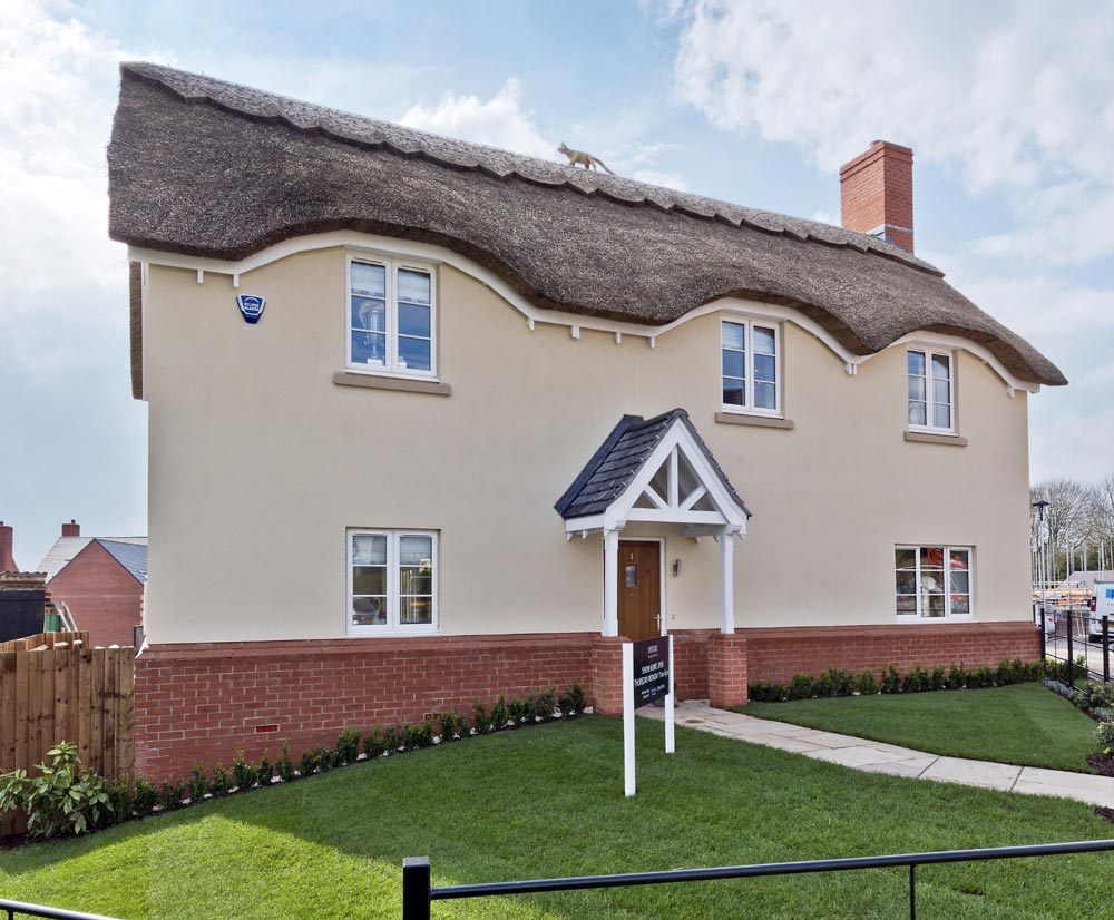 Have It All With New Family Homes InGaydon