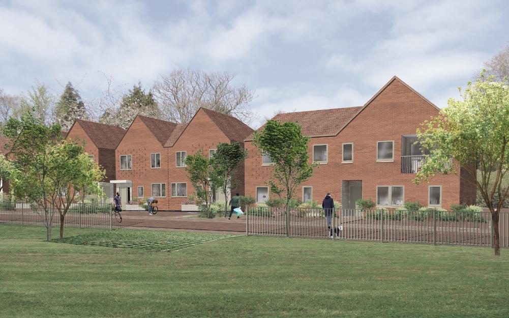A New Neighbourhood For North Harrow