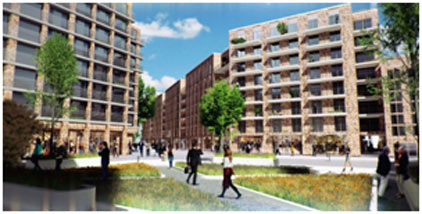 Save The Planet And Your Pounds: Brand New Rental Apartments In E16
