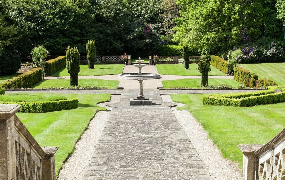 Serene Green Means Less Stress With Millgate