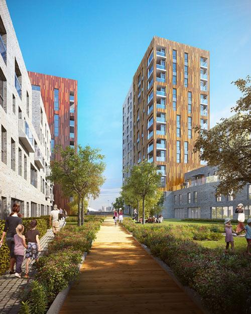 Savvy Millennials Seek New Homes Coming Soon To Tower Hamlets