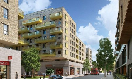 Central Square Apartments Unveiled In Popular Hotspot