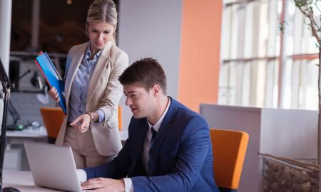 Half of sales reps view prospects' Facebook profiles before meetings