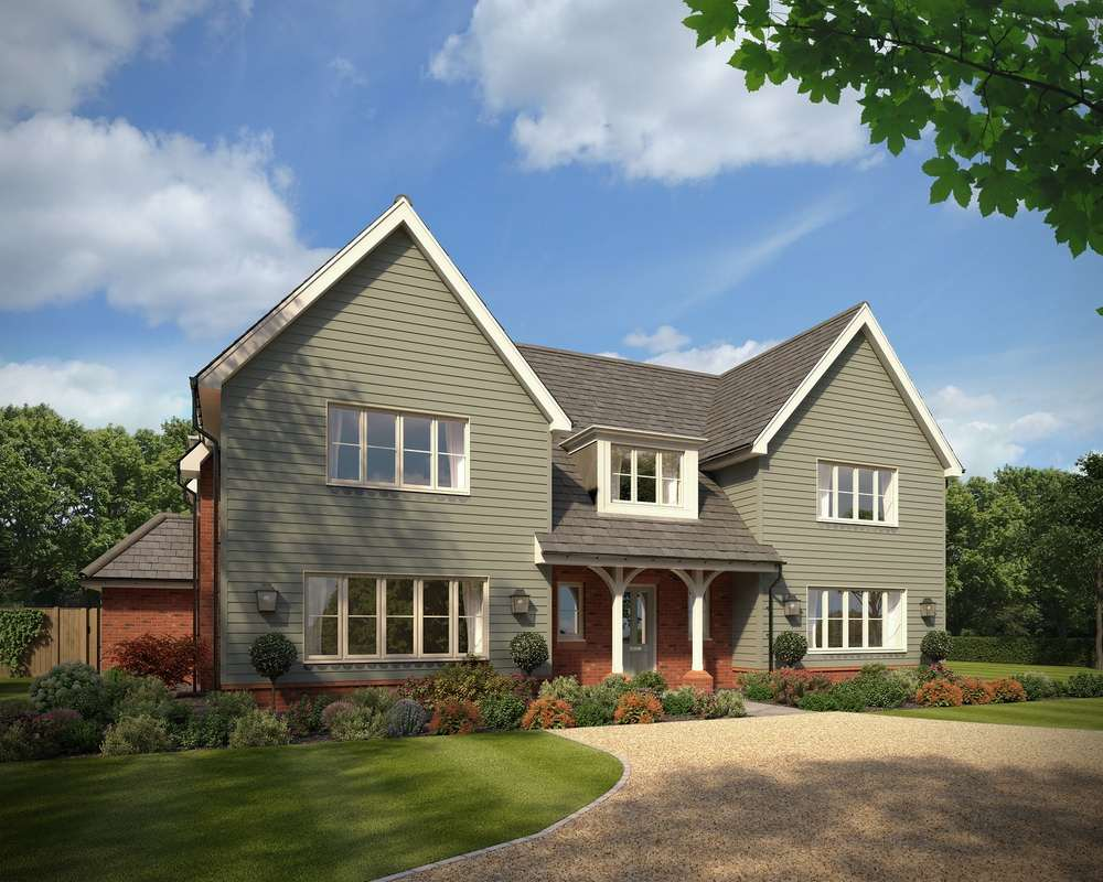 Millgate Builds 'Ideal Homes' In Rural Lingfield