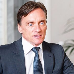 John William Gunn – Founder and Executive Chairman, SynerGIS Capital PLC