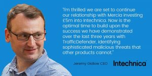 Jeremy Gidlow, Managing Director of Intechnica